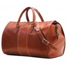 Venezia Garment Duffle in Tempesti Leather