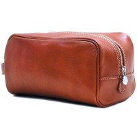 Floto Dopp Travel Kit in Tempesti Leather