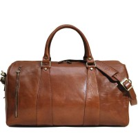 FC Duffle in French Calfskin