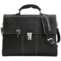 Venezia Saffiano Laptop Brief