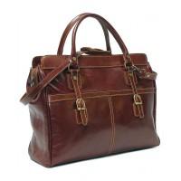 Casiana Mini Leather Bag